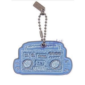 Coach X Keith Haring Boombox Hangtag 📻HOST PICK📻
